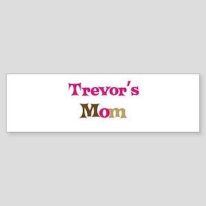Trevor's Mom Bumper Sticker
