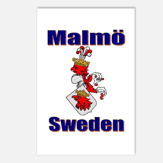 Malmö Sweden Postcards (Package of 8)