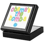 Obama's the Bomba Keepsake Box