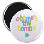 Obama's the Bomba Magnet