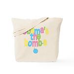 Obama's the Bomba Tote Bag