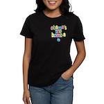 Obama's the Bomba Women's Dark T-Shirt