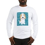 Tan & White PBGV Long Sleeve T-Shirt