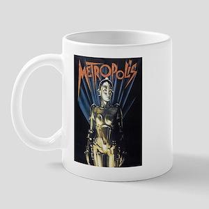 Fritz Lang's Metropolis Mug