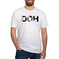 Doha, Qatar DOH Air Wear Airport Shirt