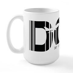 Washington, DC DCA Air Wear Large Mug