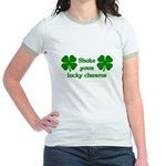 Shake your Lucky Charms Jr. Ringer T-Shirt