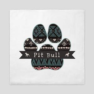 Pit Bull Queen Duvet