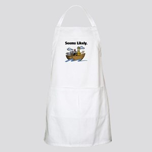 Seems Likely BBQ Apron