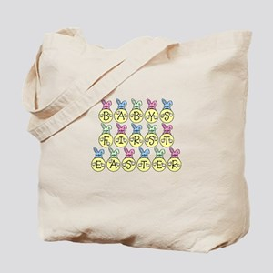 Baby's First Easter Tote Bag
