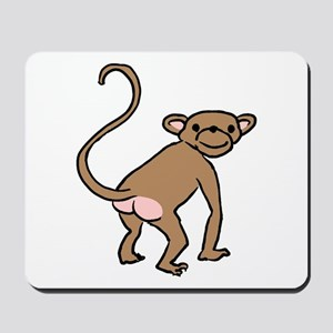 Cheeky Monkey Mousepad
