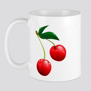 TWO CHERRIES Mug