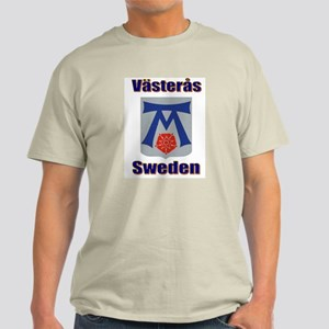The Västerås Store Ash Grey T-Shirt