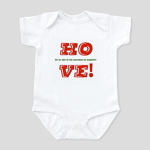 Ho Ve/Oy Vey Infant Bodysuit