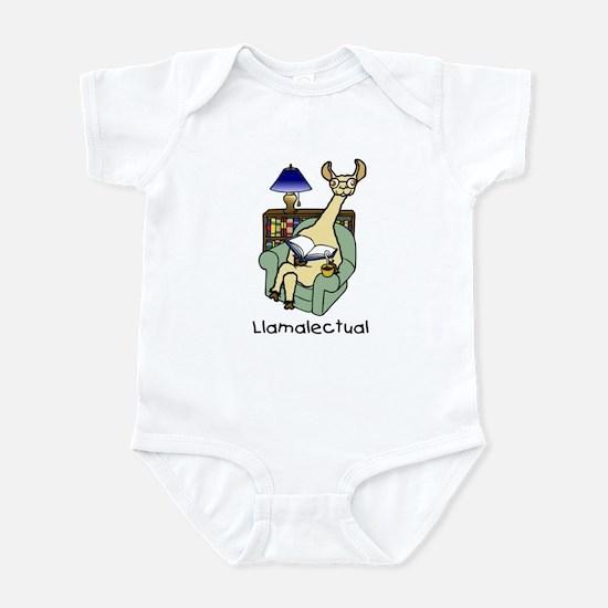 Llamalectual Infant Bodysuit