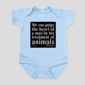 The Heart of Man Infant Bodysuit