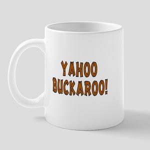 Yahoo Buckaroo Mug