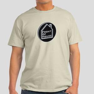 FOH Logo Black T-Shirt