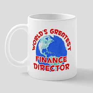 World's Greatest Finan.. (F) Mug