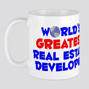 World's Greatest Real .. (A) Mug