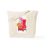FEATHERZ Tote Bag