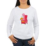 FEATHERZ Women's Long Sleeve T-Shirt