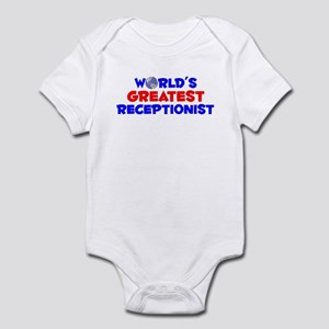 World's Greatest Recep.. (A) Infant Bodysuit
