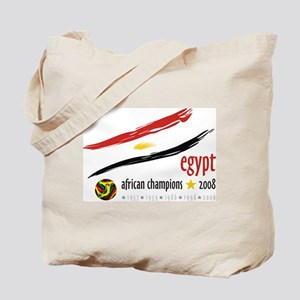 Egypt African Cup of Nations 2008 Tote Bag