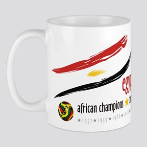 Egypt African Cup of Nations 2008 Mug