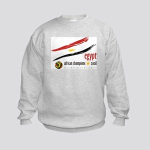 Egypt African Cup of Nations 2008 Kids Sweatshirt