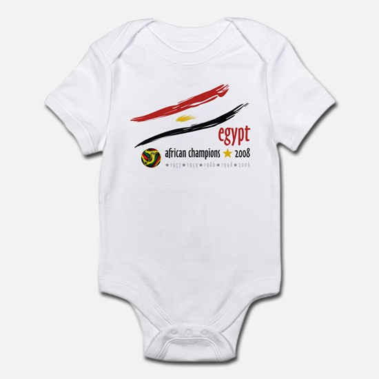 Egypt African Cup of Nations 2008 Infant Bodysuit