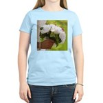 Wedding Bouquet Photo Women's Light T-Shirt