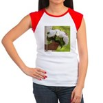 Wedding Bouquet Photo Women's Cap Sleeve T-Shirt