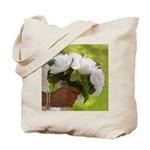 Wedding Bouquet Photo Tote Bag