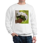 Wedding Bouquet Photo Sweatshirt