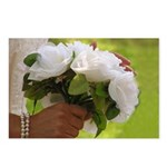 Wedding Bouquet Photo Postcards (Package of 8)