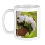 Wedding Bouquet Photo Mug