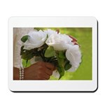 Wedding Bouquet Photo Mousepad