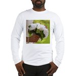 Wedding Bouquet Photo Long Sleeve T-Shirt