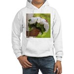 Wedding Bouquet Photo Hooded Sweatshirt