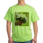 Wedding Bouquet Photo Green T-Shirt