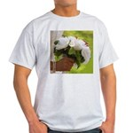 Wedding Bouquet Photo Light T-Shirt