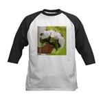 Wedding Bouquet Photo Kids Baseball Jersey