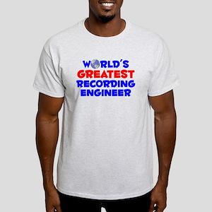 World's Greatest Recor.. (A) Light T-Shirt