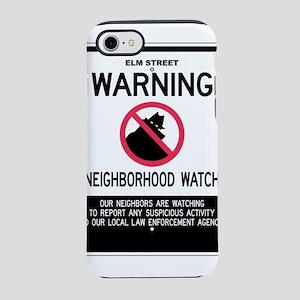 ELM STREET WATCH iPhone 8/7 Tough Case