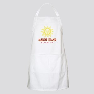 Marco Island Sun - BBQ Apron