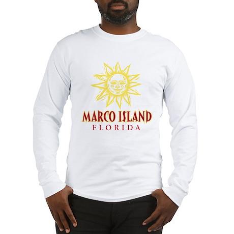 Marco Island Sun - Long Sleeve T-Shirt