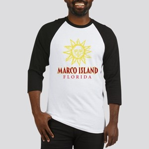 Marco Island Sun - Baseball Jersey