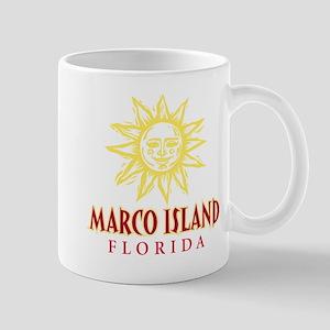 Marco Island Sun - Mug