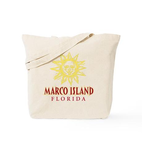 Marco Island Sun - Tote or Beach Bag